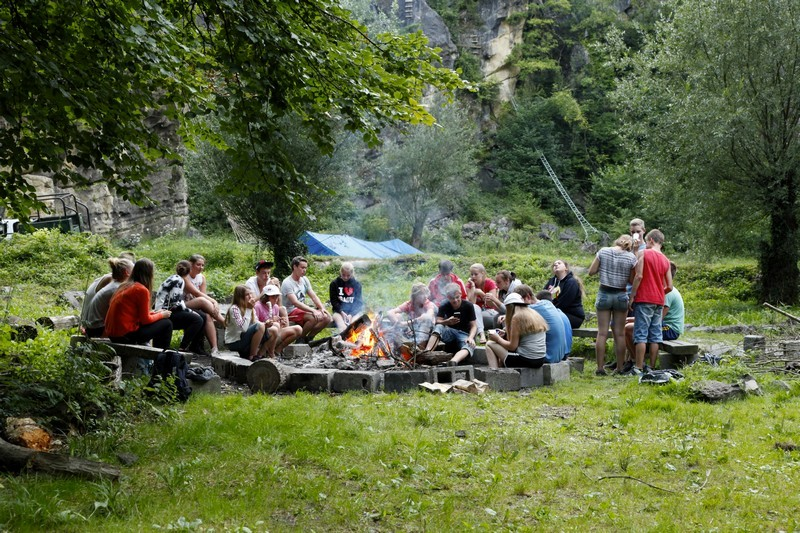 2 Survival Dagen Ardennen - Camping Olympia