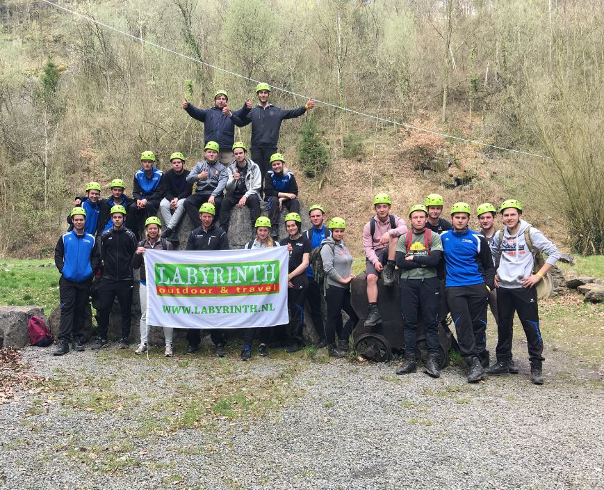 3 Dagen Survival Ardennen - Camping Olympia