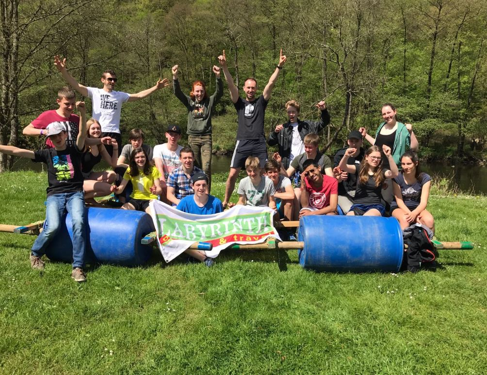 5 Daagse Outdoor Werkweek Ardennen - Camping Olympia